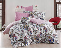 Комплект постельного белья из ранфорс (хлопок) (полуторный размер)