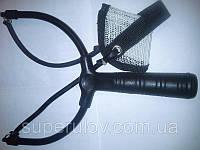 Рыболовная рогатка для точного и удачного заброса прикормки