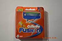 Касеты для бритья Gillette Fusion 8 оригинал