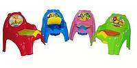 Горшок детский Технок 3244 4 цвета