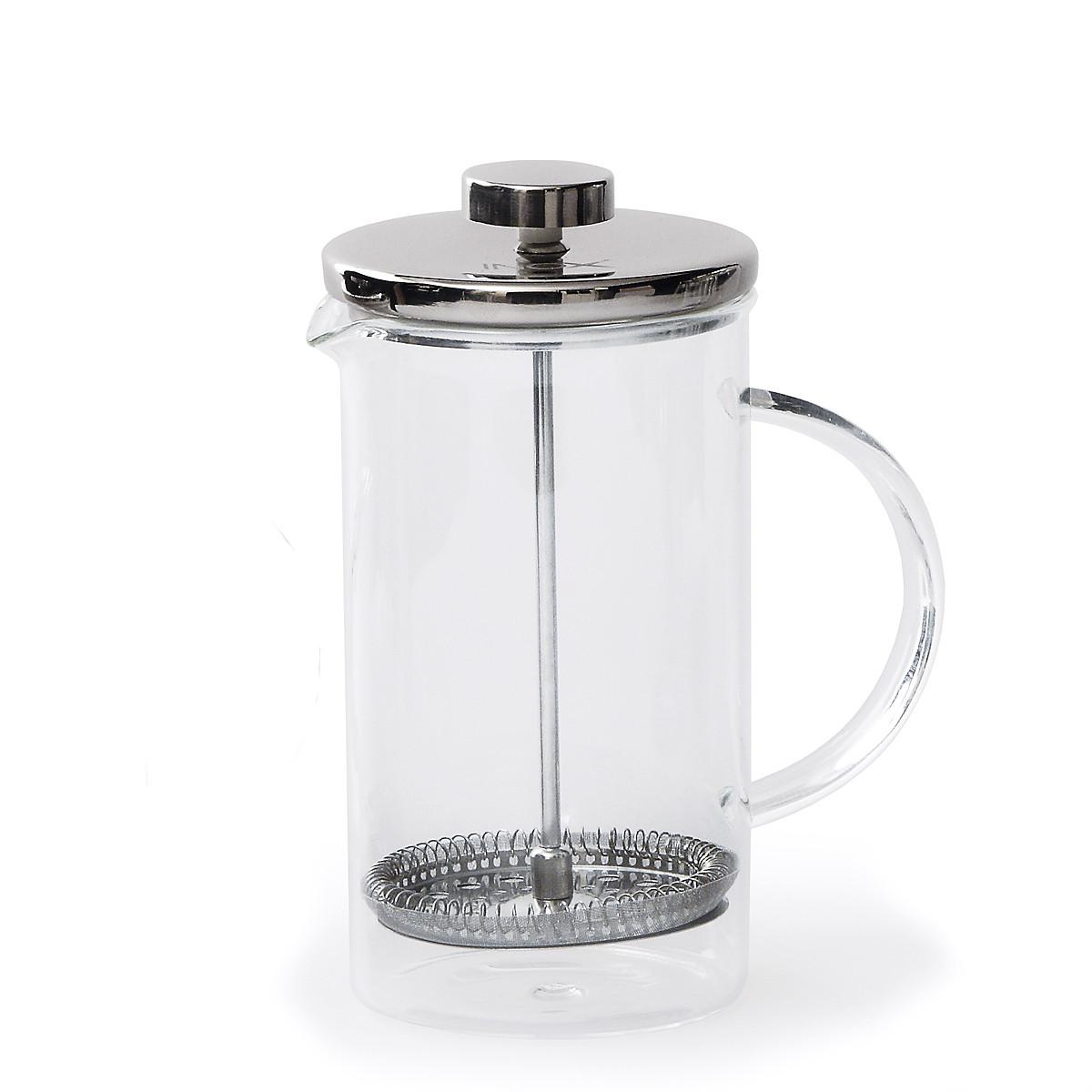 """Чайник заварочный с поршнем """"Vitro"""" (600 мл.)"""
