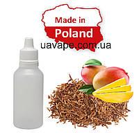 Ароматизатор Тропический табак кальянный 10 мл, Польша