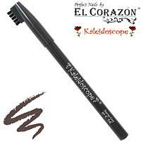 """Kaleidoscope"" El Corazon Карандаш для бровей № K-54 (Серый), фото 1"