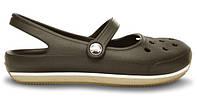Женские Crocs Flats Khaki Green (Реплика ААА+)