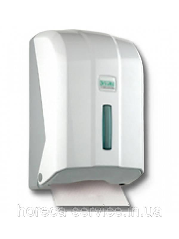 Диспенсер для листовой туалетной бумаги Solaris