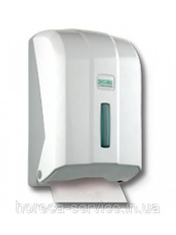 Диспенсер для листовой туалетной бумаги Solaris, фото 2