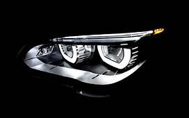 E60/61 2003-2012 передняя оптика