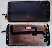 Cubot Note S дисплей в зборі з тачскріном модуль чорний