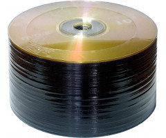 Диски VS DVD+R 4,7 GB 16x, Bulk/50 (CMC Magnetics) золотистый