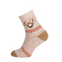 Носки оптом женские махровые на резинке
