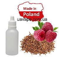 Ароматизатор Малиновый табак кальянный 10 мл, Польша
