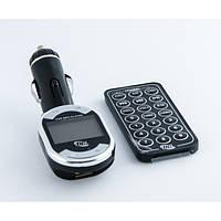 FM МОДУЛЯТОР (FM-S11) ПУЛЬТ, MICRO SD, USB, AUX-ВЫХОД