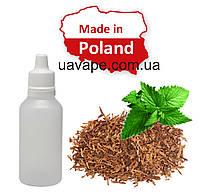Ароматизатор Мятный табак кальянный 10 мл, Польша