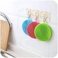 Силиконовая губка для митья посуды better sponge