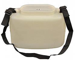Кан для живца белый Тонар, объем 10 литров