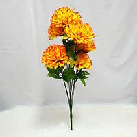 Хризантема острая 5 голов ,  57 см