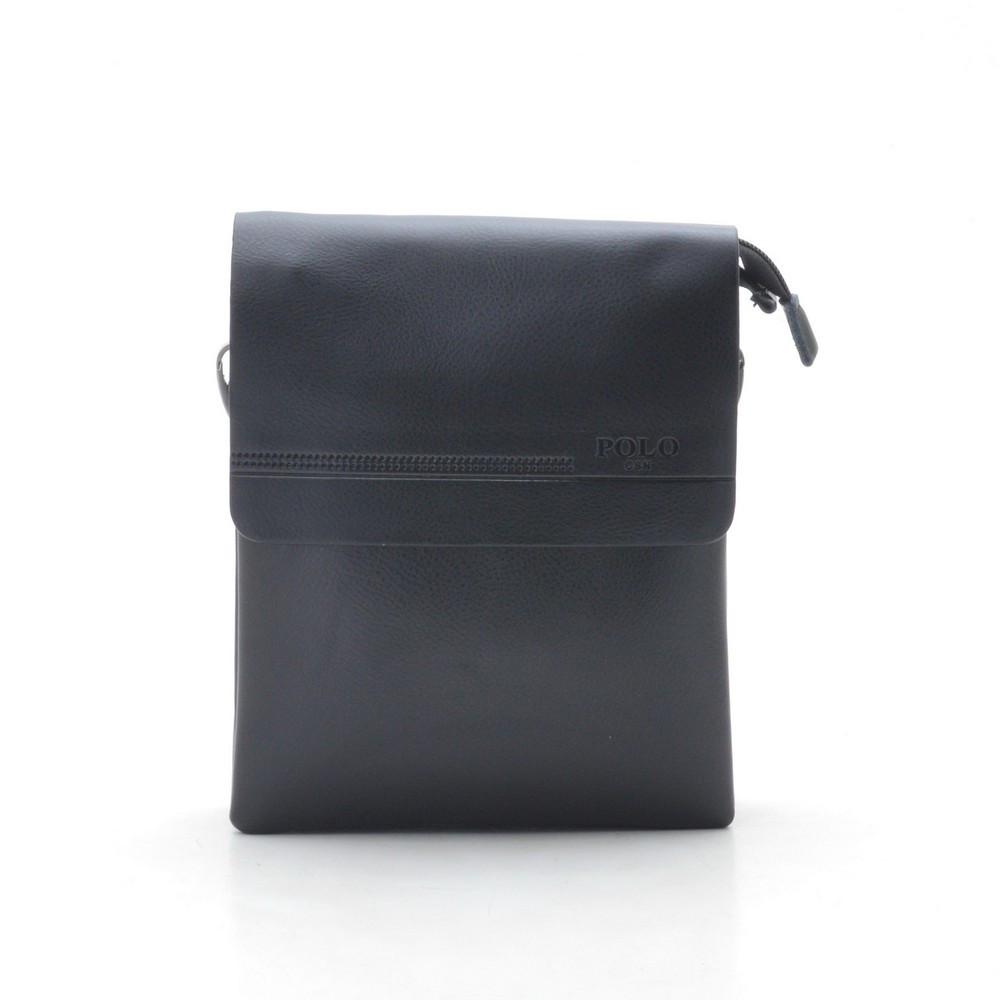 Мужская сумка Polo B321-2 black, фото 1