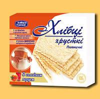 Хлебцы пшеничные с сладким перцем, Хлебцы-Удальци, 100 г