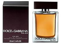 Мужская туалетная вода Dolce&Gabbana The One (благородный древесно-пряный аромат) AAT, фото 1