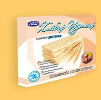 Хлебцы пшеничные с топинамбуром, Хлебцы-Удальци, 100 г