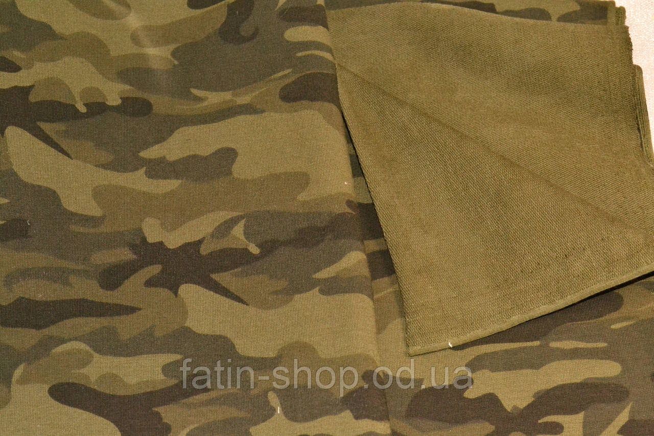 Ткань с эластаном петля Цифровая печать Премиум