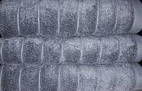 Полотенце махровое  Golf (серый)