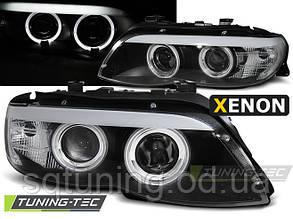 Фары BMW X5 E53 11.03-06 BLACK XENON