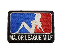 "Патч ""Major League MILF"""