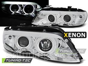 Фары BMW X5 E53 11.03-06 CHROME XENON