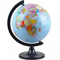 Глобус политический, 320 мм, укр