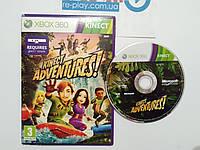 Диск для XBOX360 - Kinect Adventures! | KINECT |
