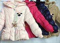 Демисезонная куртка для девочек 3-5 лет, фото 1
