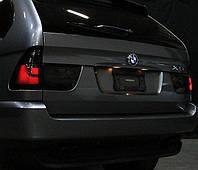 E53 1999-2006 задние фонари