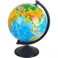 Глобус географический, 260 мм, укр