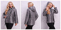 Женская куртка в ассортименте Батал 48-52 рр., синтепон 200