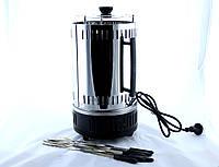 BBQ электрошашлычница на 6 шампуров Domotec
