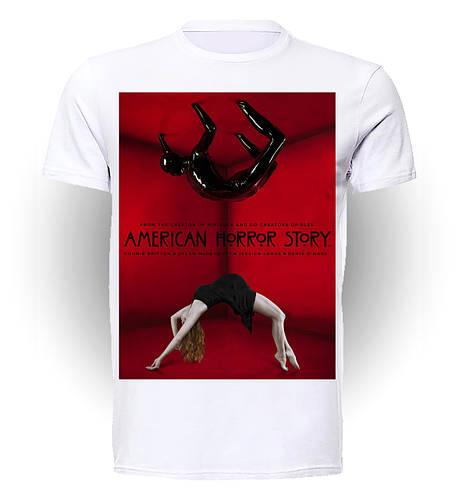 Футболка GeekLand Американская история ужасов American Horror Story Red AH.01.003