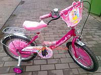 Детский велосипед Mustang Принцесса 18 дюймов