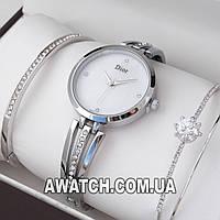 Женские кварцевые наручные часы Dior LE164