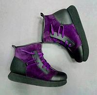 Женские зимние ботинки ТМ Momot
