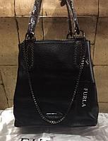 Женская сумка мешок  Фурла кожа