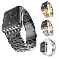 Ремень для Apple Watch Metal Band 42mm Silver