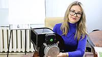 Радиальный вентилятор Bahcivan OCES 9/7 (алюминиевый корпус)