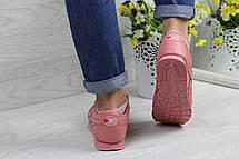 Жіночі,підліткові кросівки Reebok Classic,рожеві 36,40 р, фото 2