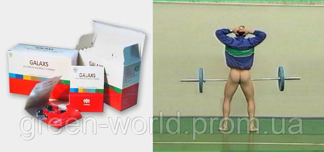 Капсулы Гэлакс тяньши для повышения уровня тестостерона