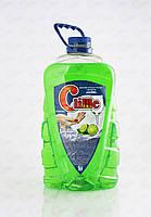 Clime Засіб економ миючий для посуду 5л Лайм