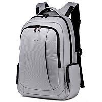 "Фирменный рюкзак для ноутбука 15,6"" Тigernu T-B3143, светло-серый, фото 1"