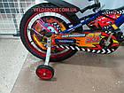 Детский велосипед Mustang Pilot Тачки 18 дюймов, фото 3