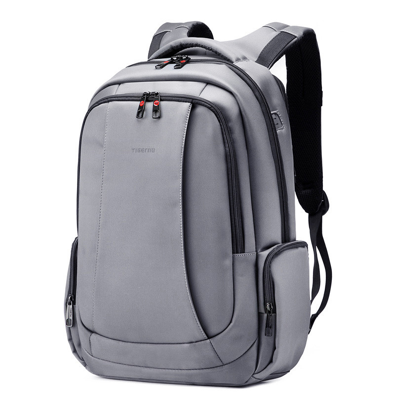 "Фирменный рюкзак для ноутбука 15,6"" Тigernu T-B3143, тёмно-серый"