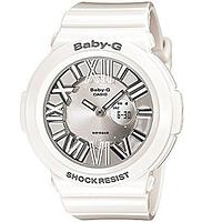 Детские часы Casio baby-G BGA 160 silver